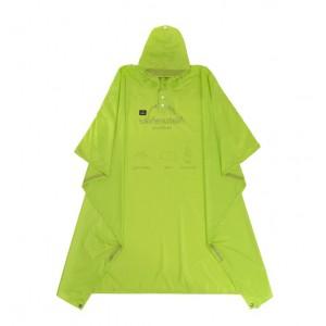 Пончо 20D Naturehike, колір салатовий (NH17D003-M)