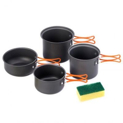 Набір посуду для походу (NH15T401-G)