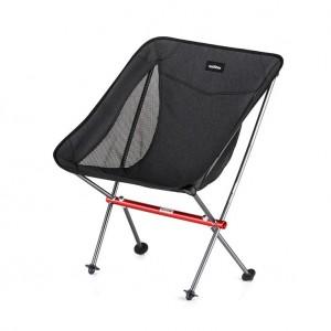 Розкладне крісло Naturehike YL05, чорне (NH18Y050-Z)