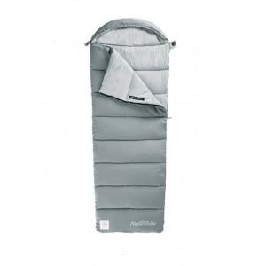 Спальник Naturehike M180, сірий (NH20MSD02)