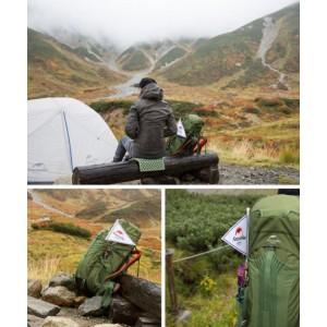 Рюкзак туристичний Naturehike 65 л + 5 л зелений (NH16Y065-Q)