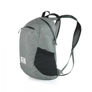 Cкладний рюкзак Naturehike 18 л, сірий (NH17A012-B)