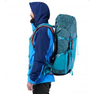 Рюкзак туристичний Naturehike 55 л + 5 л блакитний (NH16Y020-Q)