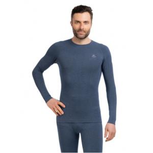Чоловіча термокофта Heatmax Naturehike розмір ХL, синя (NH19FS023)