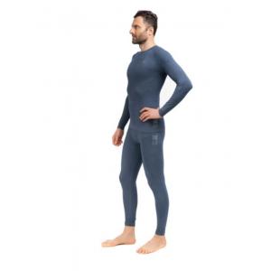 Чоловіча термокофта Heatmax Naturehike розмір ХХL, синя (NH19FS023)