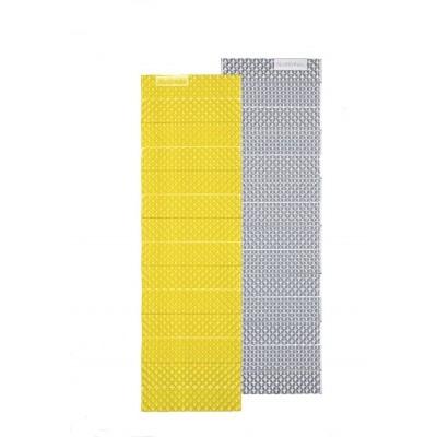 Килимок складний Naturehike Updated, жовтий (NH20FCD07)