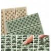 Складний килимок-сидушка Naturehike, зелений (NH20PJ025)