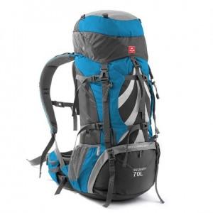 Рюкзак туристичний Naturehike 70 л + 5 л, синій (H70B070-B)