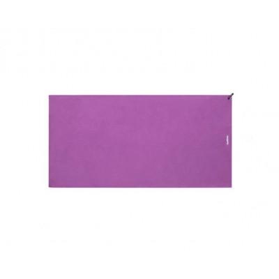 Рушник туристичний Naturehike 160 х 80 см фіолетовий (NH20FS009)