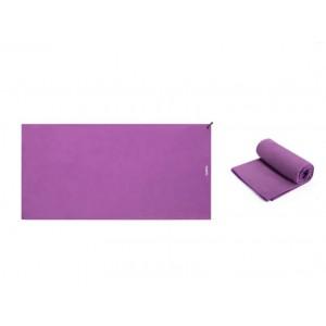 Рушник туристичний Naturehike 160 х 60 см фіолетовий (NH20FS009)