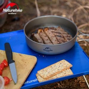 Титанова сковорода Naturehike 170 мм (NH18T010-A)