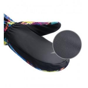 Чоловічі зимові рукавиці - лижні Naturehike розмір L чорні (NH19FS020)