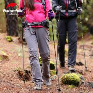 Трекінгові палиці Naturehike, зелені NH17D005-D (ціна за пару)