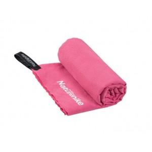 Рушник Naturehike MJ01 розмір 80 х 40 см, рожевий (NH19Y001-J)