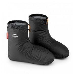 Зимові пухові шкарпетки-чуні Naturehike розмір 40-44 (NH18S023-T)