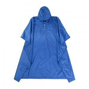 Пончо Naturehike, колір синій  (NH17D002-M)