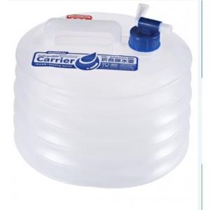 Складна каністра для води Naturehike РЕ 5 л (NH14S002-T)