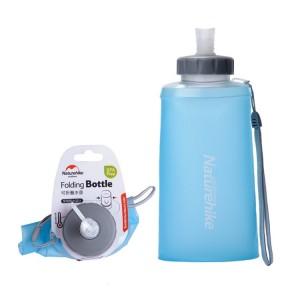 Фляга Naturehike Soft bottle на 0,75 л, блакитна (NH61A066-B)