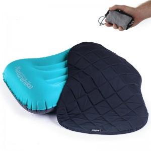 Чохол для надувних подушок Naturehike, чорний (NH17Z025-T)