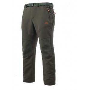 Трекінгові чоловічі штани Naturehike розмір XL, зелені (NH16F016-M)