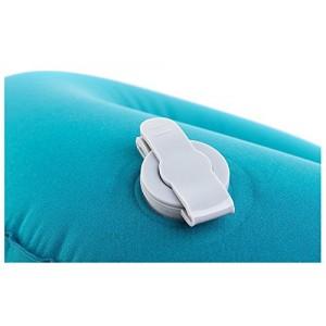Подушка надувна для легкохода Naturehike, бірюзова (NH17T013-Z)