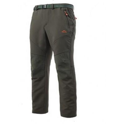 Трекінгові чоловічі штани Naturehike розмір XL, зелені (NH03Y016-K)